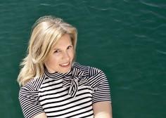 Jakica Jesih: Blondinka na odprtem morju