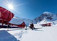 Odprava na Aljasko: Granitni stražarji večnega ledu