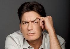 Charlie Sheen: Na terapijah za obvladovanje jeze sem predelal nekaj koristnega sranja
