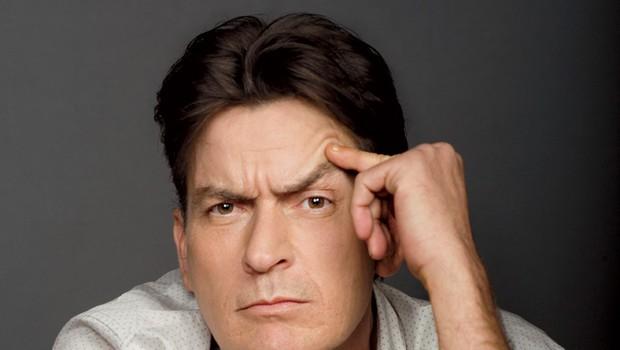 Charlie Sheen: Na terapijah za obvladovanje jeze sem predelal nekaj koristnega sranja (foto: David Rose)