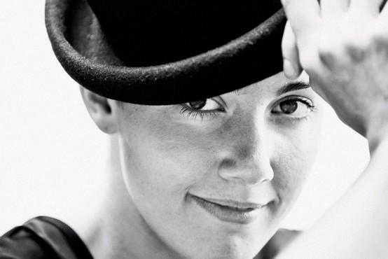 Intervju z džezistko Kajo Draksler