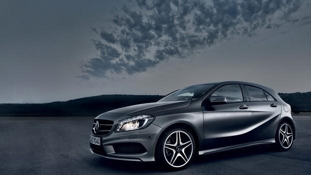 Predstavljamo: Mercedes-Benz A 250 AMG (foto: Matej Grošelj)