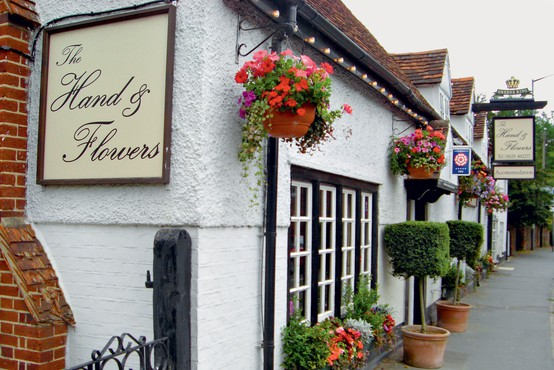 Najboljši pub na svetu: The Hand & Flowers