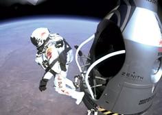 Red Bull Stratos: Srečkov super sončni skok