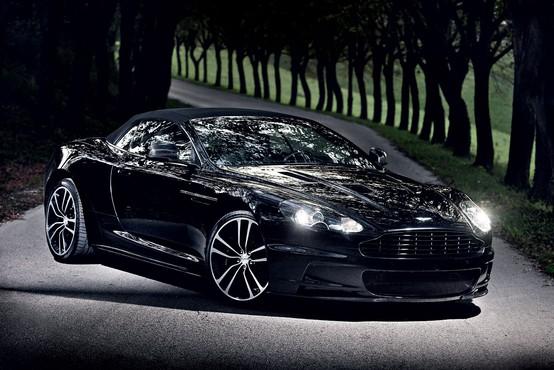 V Bondovem kraljestvu: Aston Martin