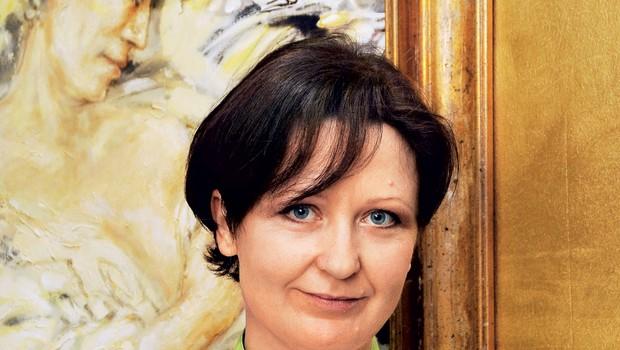 Nutricionistka Sara Goršek Bobek o dietah in prehrani (foto: Sašo Radej)