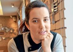 Julijana Krapež se najbolje počuti v kuhinji