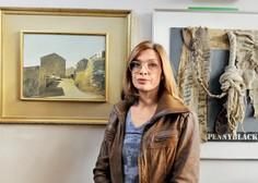 """Svetlana Sovrè: """"Slikarstvo je bilo pač del naše družine"""""""