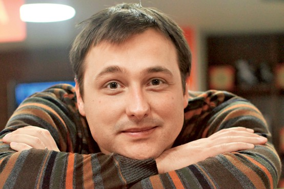 Bruno Šimleša: Ljubezen se ne more roditi na prvi, lahko pa se na 121. pogled
