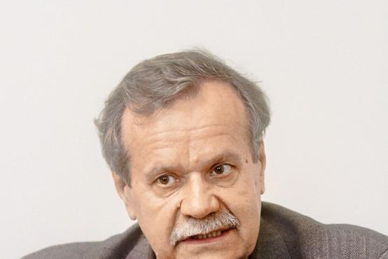 Rektor Stanislav Pejovnik o krizi na univerzi