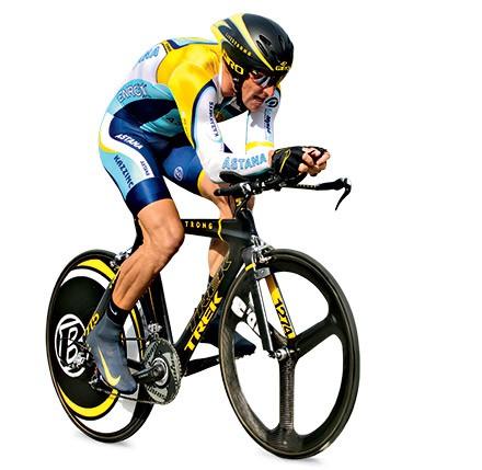 Dokončni padec Lancea Armstronga (foto: Shutterstock, Promedia)