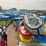 Kongo: S kajaki čez največje brzice na svetu (foto: Greg von Doersten/Red Bull Content Pool)