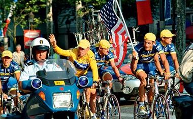 Dokončni padec Lancea Armstronga