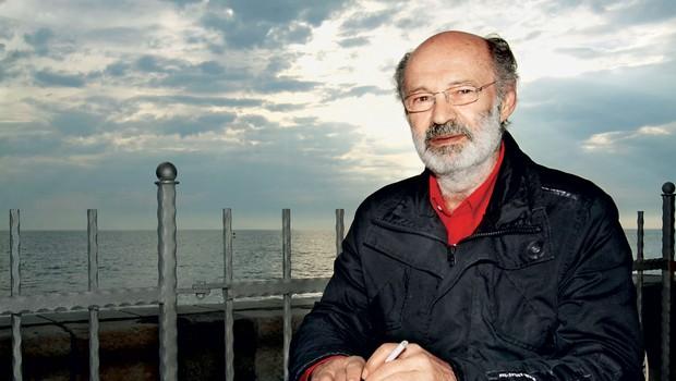Intervju z igralcem Mustafo Nadarevićem (foto: Goran Antley)