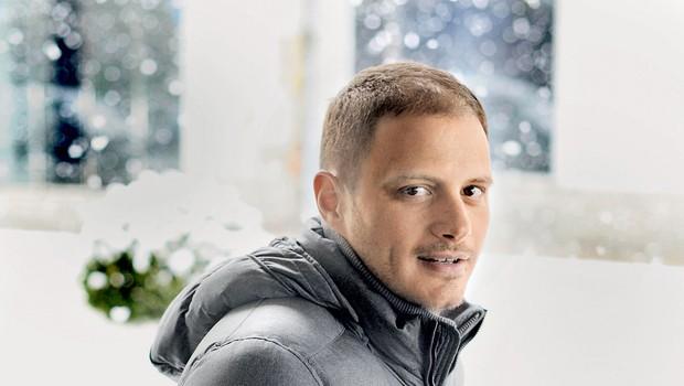 Intervju s košarkarjem Radoslavom Rašom Nesterovićem (foto: Primož Predalič)