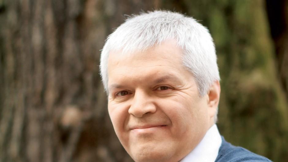 Duško Petrović: Če telo ni zdravo, tudi duh ne more biti, in obratno (foto: Goran Antley)