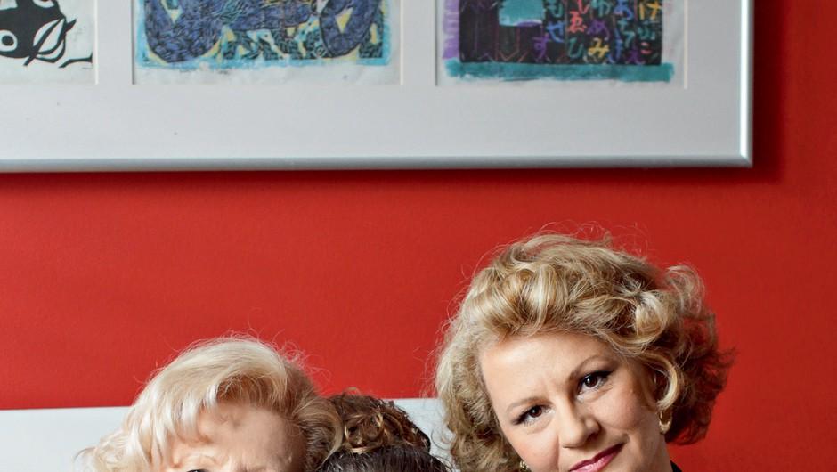 Intervju s tremi generacijami žensk (foto: Goran Antley)
