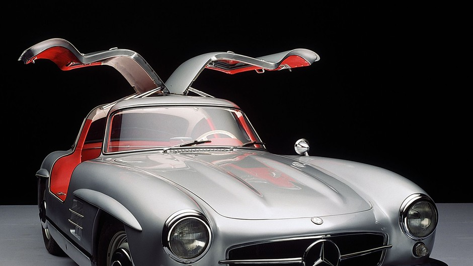 1955 MB Gullwing