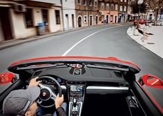 Porsche: Hrvaška tura 2013