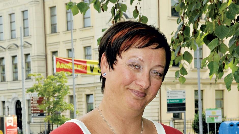 """Darja Delavec: """"V prostem času živim svoje poslanstvo"""" (foto: Sašo Radej)"""