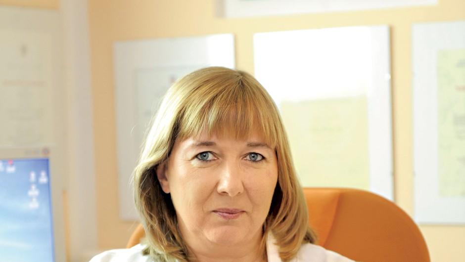 """Arjana Maček Cafuta: """"Astma je ena izmed najpogostejših neozdravljivih bolezni"""" (foto: Primož Predalič)"""