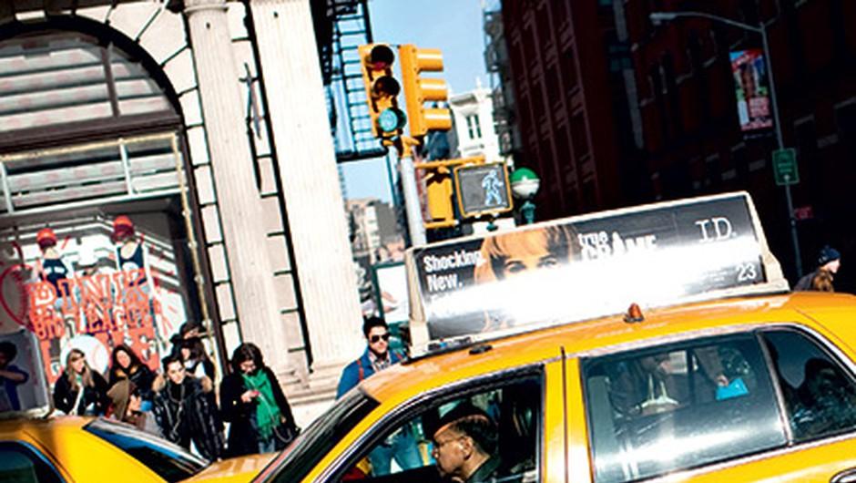 Najbolj žurerski kraji sveta: New York (foto: Robert Kittel)