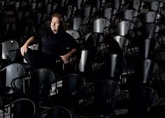 Direktor Festivala Ljubljana Darko Brlek: Osnova vsake zgodbe je vendarle program