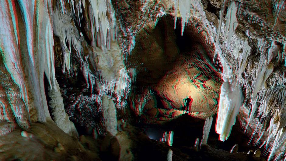 "Peter Gedei: ""Brez očitne globine 3D-učinka skoraj ni!"" (foto: Peter Gedei)"