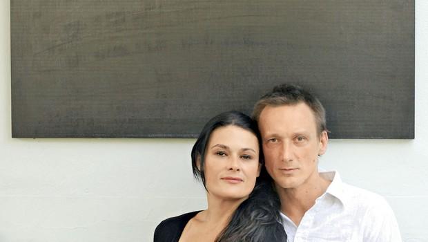 Intervju z igralcema Pio Zemljič in Markom Mandićem (foto: Primož Predalič)