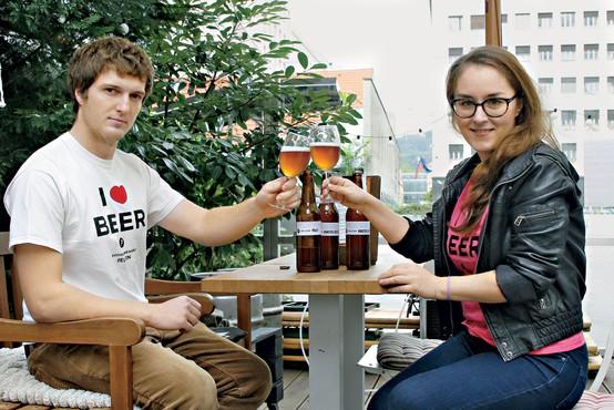 Pivo Pelicon - novo slovensko pivo