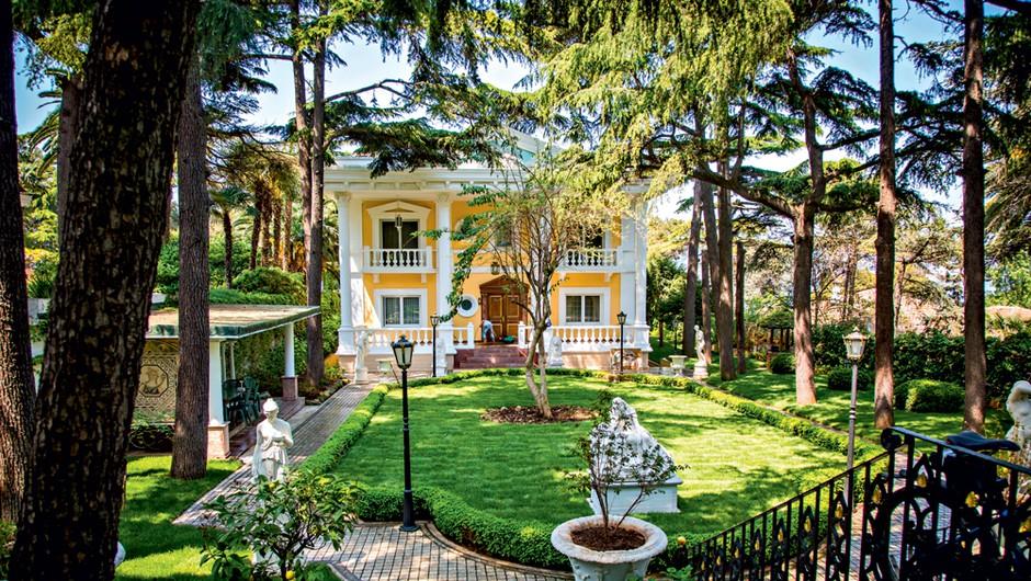 Istanbul: Starodavni lepotec, ki so mu nekoč rekli Konstatinopel (foto: Dejan Burja)
