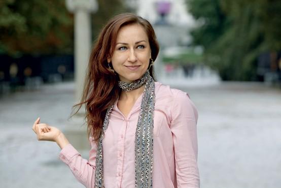 Intervju s solistko SNG Opere in baleta Tjašo Kmetec