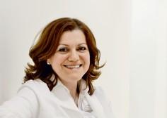 Renata Radič Berglez, diplomirana inženirka radiologije in Bownova terapevtka