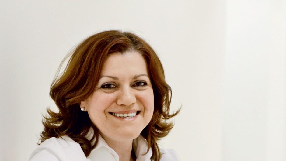Renata Radič Berglez (foto: Goran Antley)