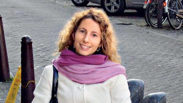 Barbara Lužnar (foto: osebni arhiv)