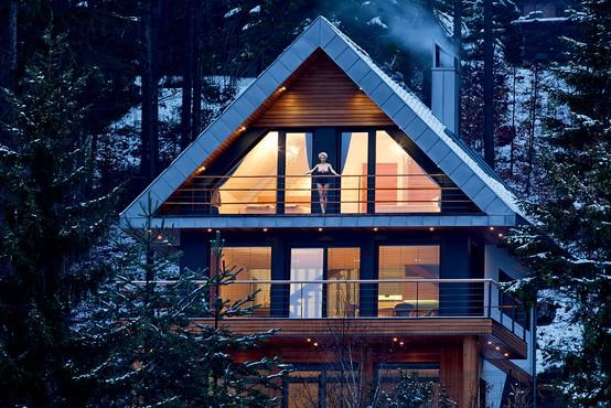 Krasna Jasna: alpska hiša iz sanj