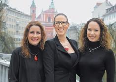 Tri vražje ženske, ki so združile slovenske podjetnice