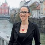 Zorica Jakolin je po izobrazbi ekonomski tehnik, pri 33 letih pa je tudi izredna študentka organizacije in managementa na FOV, ki ima svoje podjetje za organizacijo dogodkov (www.zoryevents.com). (foto: Aleš Pavletič)