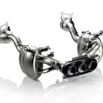 Akrapovičevi avtomobilski izpuhi: Uglašeno na moč (foto: Akrapovič)