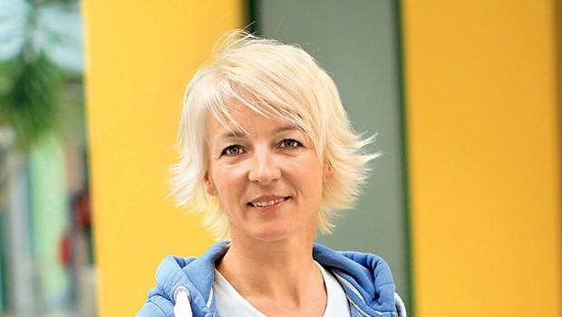 Neža Poljanšek zapušča ekipo Tine Maze (foto: Goran Antley)