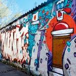Otto Schade: Grafiti so predvsem darilo za državljane (foto: Goran Antley, osebni arhiv, Otta Schadea)