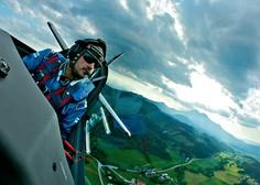 Peter Podlunšek: Nobeno letalo ne leti ravno