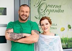 Intervju z Dano in Markom Vesel iz Tovarne Organica
