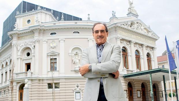 Intervju z Igorjem Švaro, nekdanjim dirigentom in pianistom ljubljanske Opere (foto: Goran Antley)