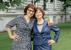 Intervju z modno mamo Marijo Mimi Udovič in hčerko Suzano Duhovnik