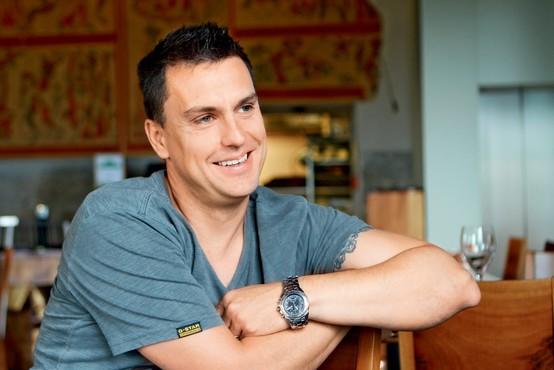 """Intervju z Igorjem Jagodicem: """"Enostavne jedi rad spreminjam v nore krožnike"""""""