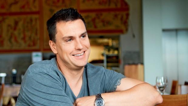 """Intervju z Igorjem Jagodicem: """"Enostavne jedi rad spreminjam v nore krožnike"""" (foto: Goran Antley)"""