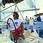 Naš glavni skiper Sandi Fon iz justperfect.si (foto: Urška Košir)