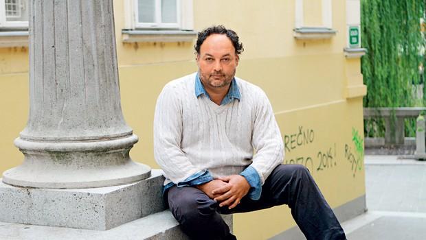 Intervju z Aleksandorm Miloševim, vodjem violistov v Slovenski filharmoniji (foto: Goran Antley)