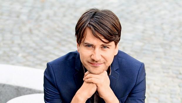 """Intervju z igralcem Sašom Tabakovićem: """"Osebnost igralca je njegov avtorski pečat"""" (foto: Goran Antley, Peter Uhan)"""